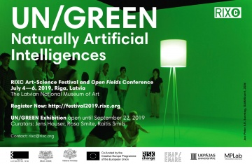 UN/GREEN  Naturally Artificial Intelligences